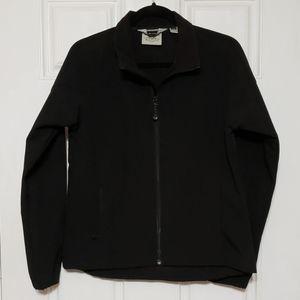 Black Diamond Warm Black Zipper Jacket
